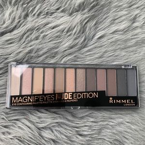 Rimmel Magnif'Eyes Nude Edition Palette NEW